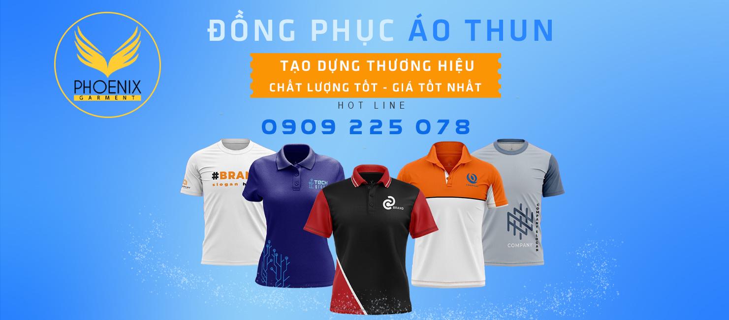 DONG PHUC AO THUN PHOENIX 3