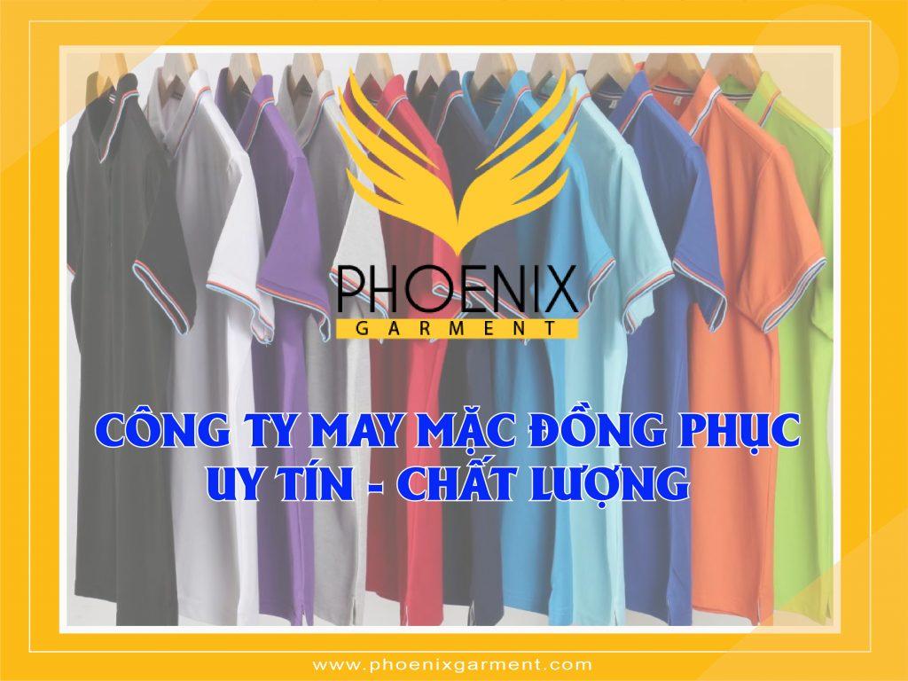 công ty may đồng phục phoenix garment
