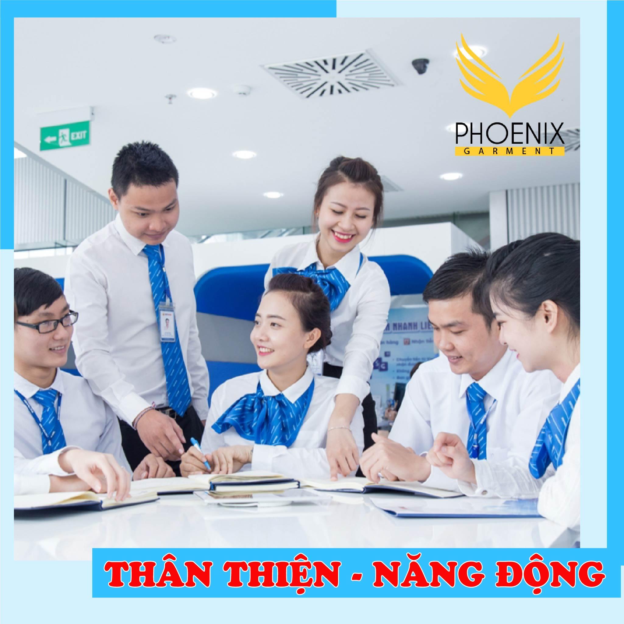 áo thun nhân viên công ty phoenix2