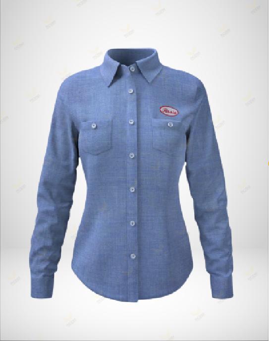đồng phục công sở áo sơmi