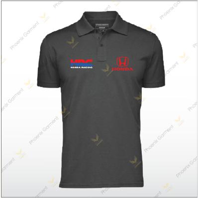 Đồng phục áo thun polo công ty honda -phoenix