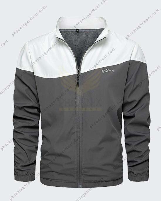 may đồng phục áo khoác hcm 2