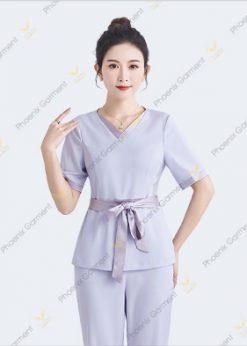 đồng phục nhân viên spa- phoenix garment 1