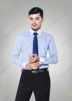 áo sơ mi đồng phục công sở - phoenix
