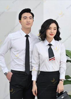 áo đồng phục công sở đẹp hcm - phoenix