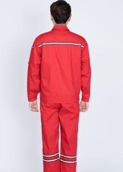Bộ đồng phục bảo hộ lao động dạ quang - phenix (6)