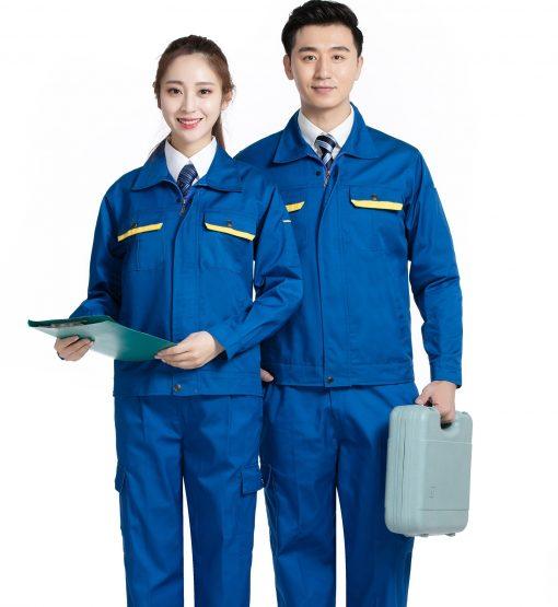May Đồng phục bảo hộ kỹ sư HCM 4