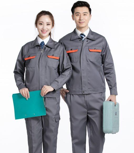 May Đồng phục bảo hộ kỹ sư HCM 3