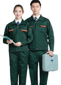 May Đồng phục bảo hộ kỹ sư HCM 1