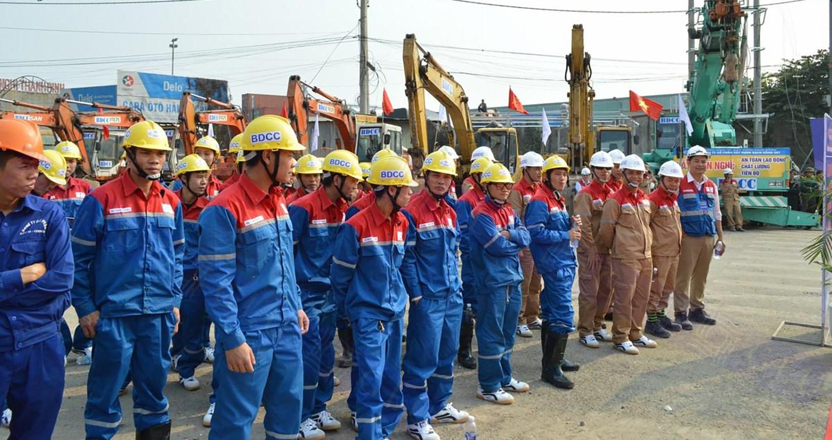 đồng phục bảo hộ công nhân - kỹ sư - phoenix