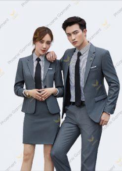 May đồng phục vest công sở - phoenix 3