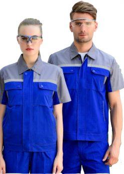 may đồng phục bảo hộ lao động ngắn tay - phoenix (2)