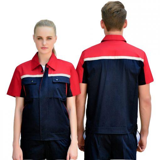 may đồng phục bảo hộ lao động ngắn tay - phoenix (3)