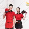 đồng phục quán cafe - phoenix