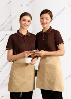 May đồng phục nhà hàng đẹp HCM